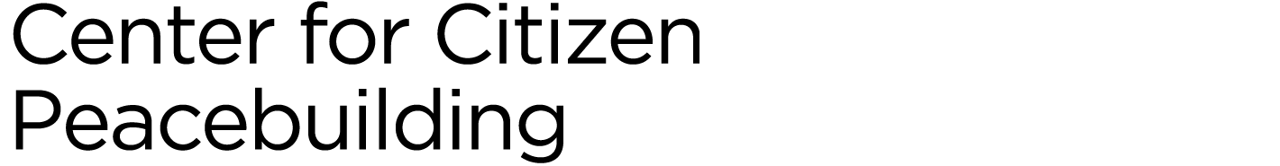 Center for Citizen Peacebuilding
